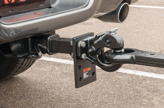 How to Select the Right Type of Trailer Hitch?