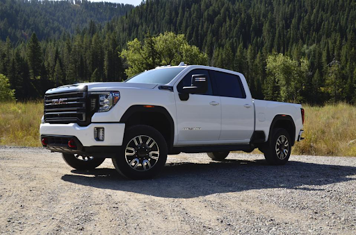 Learn All About the GMC Sierra 1500 AT4