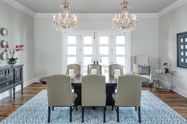 Top 5 Chandelier Ideas for Your Dining Room