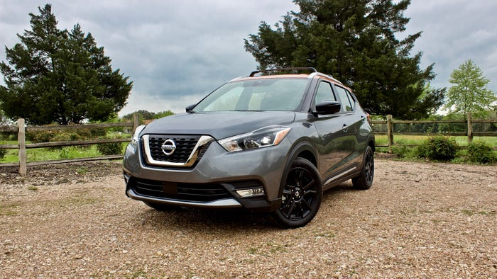 Visit Car Dealers in Wallingford, CT to see the New 2020 Nissan Kicks